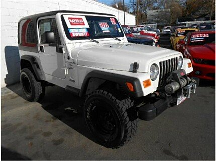 1999 Jeep Wrangler 4WD Sport for sale 100927581