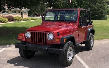 1999 Jeep Wrangler for sale 101006551