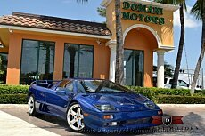 1999 Lamborghini Diablo VT Roadster for sale 100842697