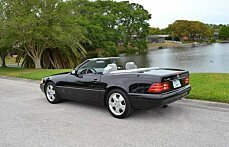 1999 Mercedes-Benz SL500 for sale 100972649