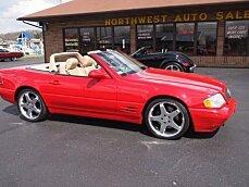 1999 Mercedes-Benz SL500 for sale 100983239