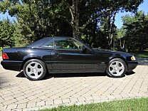 1999 Mercedes-Benz SL600 for sale 100889225
