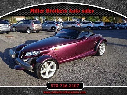 1999 Plymouth Prowler for sale 100812120