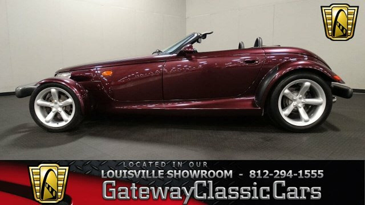 1999 Plymouth Prowler for sale 100964734
