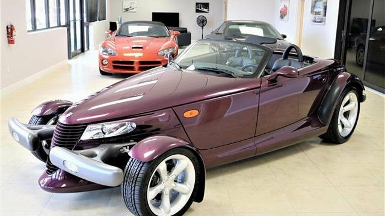 1999 Plymouth Prowler for sale 101021566