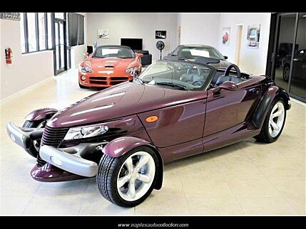 1999 Plymouth Prowler for sale 100947887