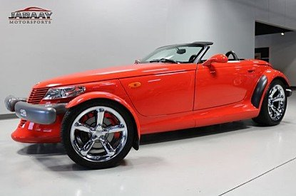1999 Plymouth Prowler for sale 100992310