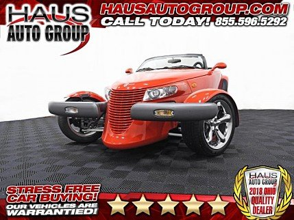 1999 Plymouth Prowler for sale 101001096
