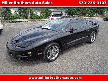 1999 Pontiac Firebird Coupe for sale 100883300