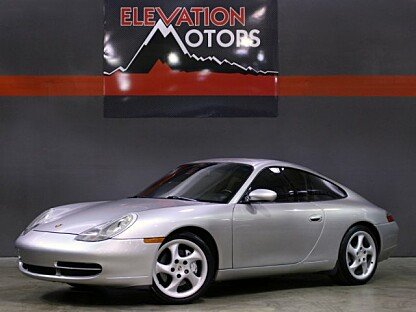 1999 Porsche 911 Coupe for sale 100755765