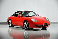 1999 Porsche 911 Cabriolet for sale 100907301