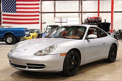 1999 Porsche 911 Coupe for sale 101007532