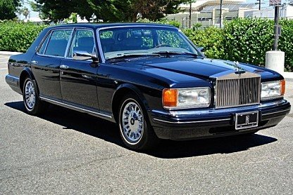 1999 Rolls-Royce Silver Spur for sale 100881372