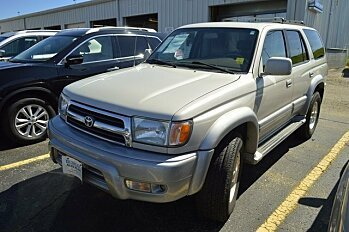 1999 Toyota 4Runner 4WD Limited for sale 100776994