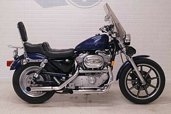 1999 harley-davidson Sportster 883 Custom for sale 200589976