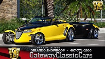1999 plymouth Prowler for sale 100964780
