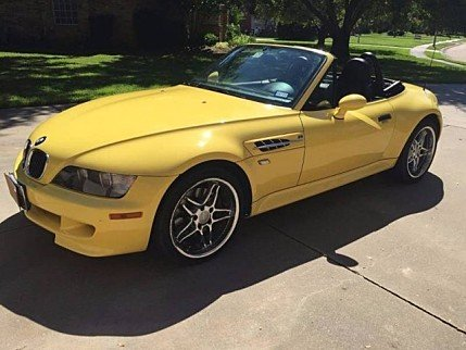2000 BMW M Roadster for sale 100847026