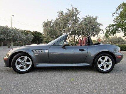 2000 BMW Z3 2.3 Roadster for sale 100821790