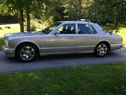 2000 Bentley Arnage Red Label for sale 100897919