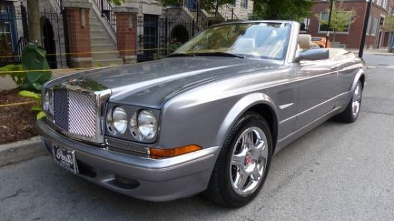 2000 Bentley Azure for sale 100889116