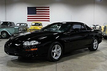2000 Chevrolet Camaro Z28 Coupe for sale 100863733