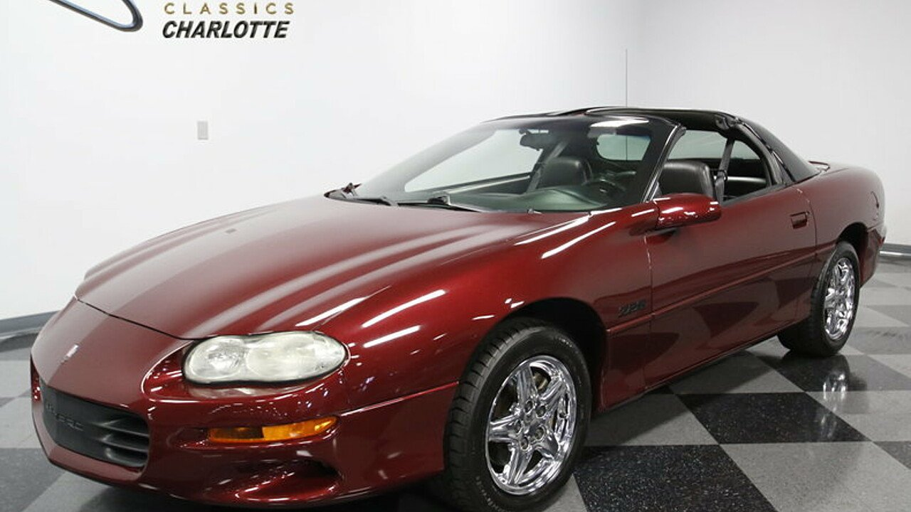 2000 Chevrolet Camaro Z28 Coupe for sale 100889189
