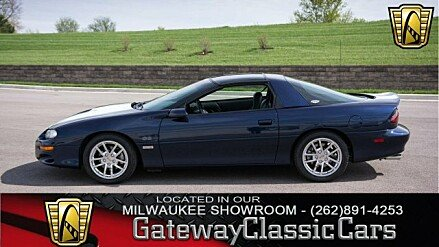2000 Chevrolet Camaro Z28 Coupe for sale 100963666