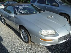 2000 Chevrolet Camaro Z28 Convertible for sale 100982633