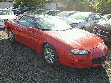 2000 Chevrolet Camaro Coupe for sale 101032173