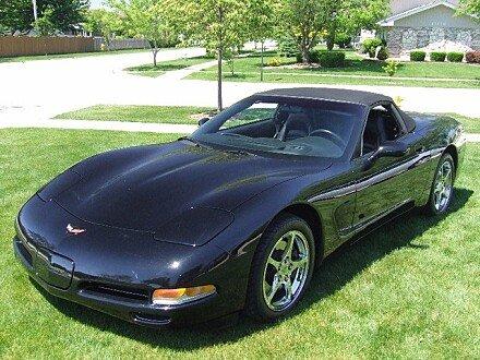2000 Chevrolet Corvette Convertible for sale 100876815