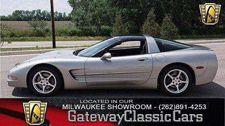 2000 Chevrolet Corvette Coupe for sale 100920100