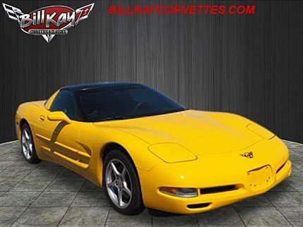 2000 Chevrolet Corvette Coupe for sale 100993429