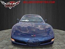 2000 Chevrolet Corvette Coupe for sale 100996379