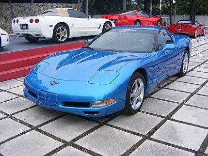 2000 Chevrolet Corvette Coupe for sale 101014757