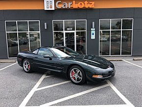 2000 Chevrolet Corvette Coupe for sale 101033872