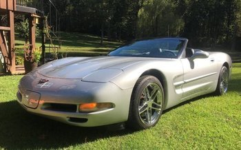 2000 Chevrolet Corvette Convertible for sale 101034691