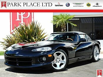 2000 Dodge Viper RT/10 Roadster for sale 100767479