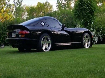 2000 Dodge Viper GTS Coupe for sale 100896831