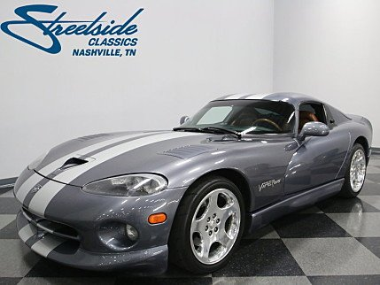 2000 Dodge Viper GTS Coupe for sale 100908385