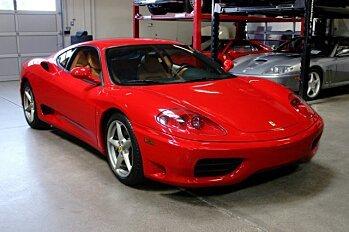2000 Ferrari 360 Modena for sale 101024996