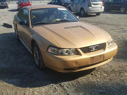 2000 Ford Mustang Coupe for sale 101045393
