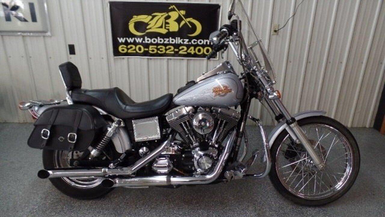 2000 Harley-Davidson Dyna for sale 200547670