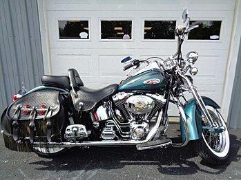 2000 Harley-Davidson Softail Heritage Springer for sale 200406493