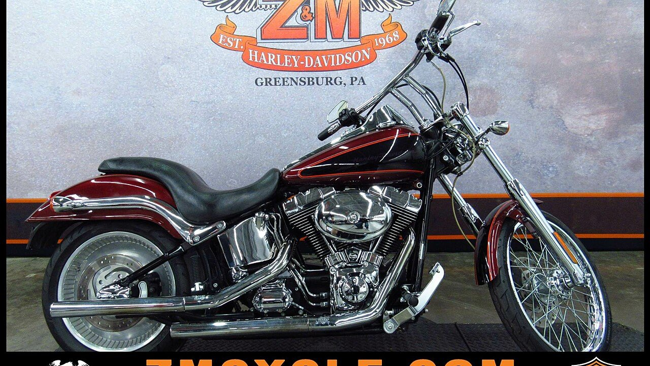 2000 Harley-Davidson Softail for sale 200438698