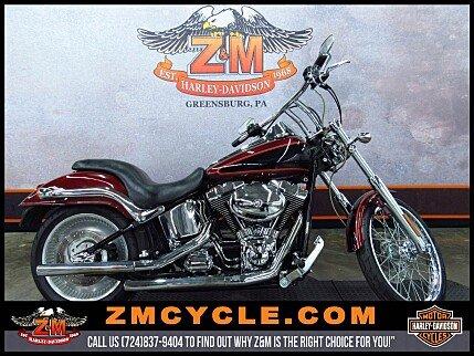 2000 Harley-Davidson Softail for sale 200438698