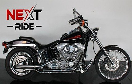 2000 Harley-Davidson Softail for sale 200642057
