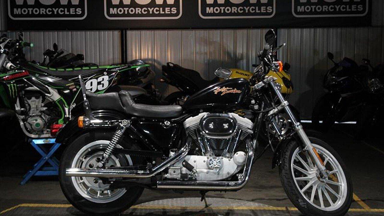 2000 Harley-Davidson Sportster for sale 200551199