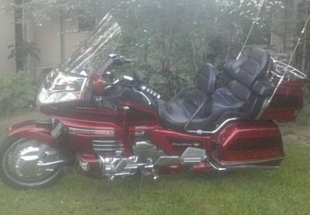 2000 Honda Gold Wing for sale 200451229
