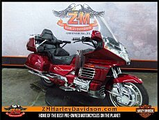 2000 Honda Gold Wing for sale 200600600