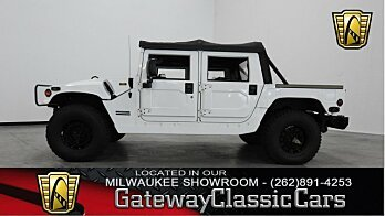 2000 Hummer H1 4-Door Open Top for sale 100917436